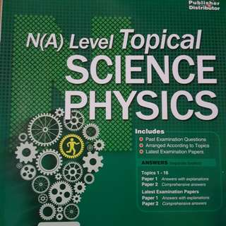 N Level Tropical Science ~ Physics