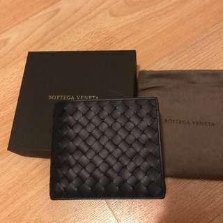 BV Wallet Bottega Veneta 銀包 全新連盒及塵袋