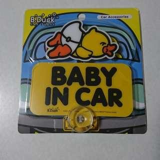 B.Duck Car Signs 原價$68