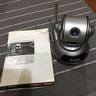 Old D-Link Pan & Tilt Camera