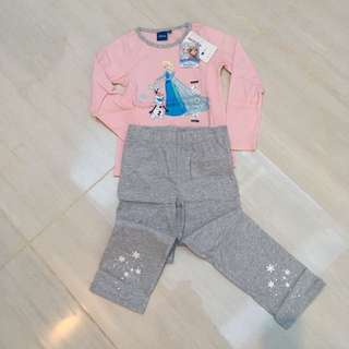 Kids Pyjamas Disney Authentic