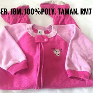 Baby sleepsuit for non muslim