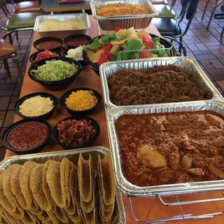 Delicious Mexican Catering