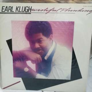EARL KLUGH WISHFUL THINKING NM