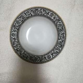 Four pcs SANGO CHINA Spainsh Lace 3757 soup bowl...SET OF 4