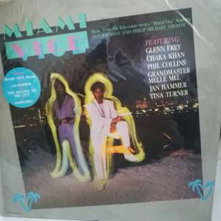 MIAMI VICE MUSIC FROM THE TELEVISION SERIES MIAMI VG
