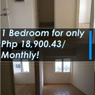 STEAL DEAL! ❤️ RENT TO OWN 1 Bedroom Condo Unit in Cubao for only Php 19,800/Monthly!