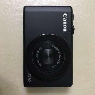Canon PowerShot S110 黑色