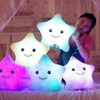 Lighting pillow