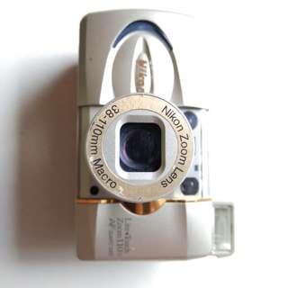 Nikon lite touch 110 zoom