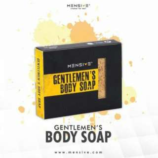 Mensive Gentleman's Body Soap