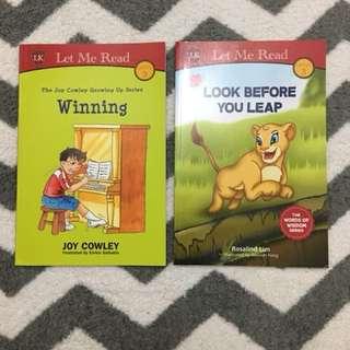 Children Wisdom Books Bundle - Level 3