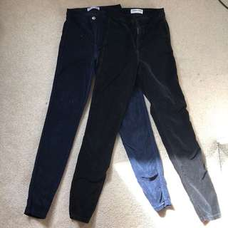 American Apparel Velvet Pants