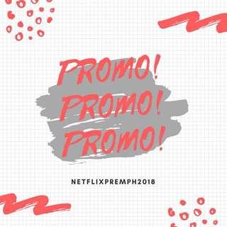 NETFLIX PROMO!