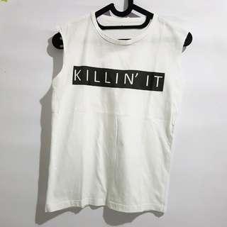 Killin' It Muscle Tee