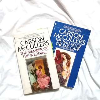 Carson McCullers Book Bundle