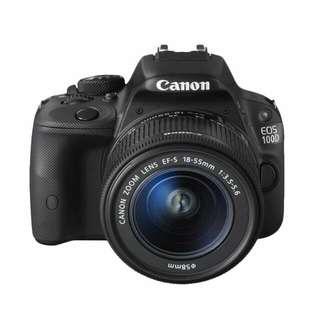 Canon EOS 100D Kit 18-55mm f/3.5-5.6 IS STM Kamera DSLR Kredit tanpa CC