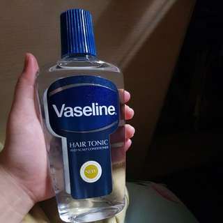 Vaseline 300mL Hair Tonic and Scalp Conditioner