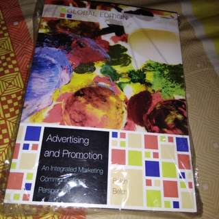 advertising and promotion 10th edition by.belch