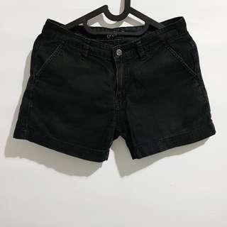 Factor Short Pants Black