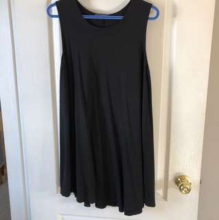 Brandy Melville Casual Black Dress