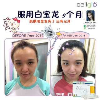 Cellglo Blanc Pur 白宝龙