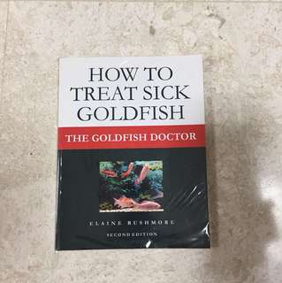How to treat sick Goldfish