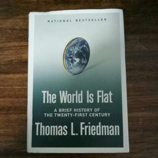 The World is Flat by Thomas Friedman