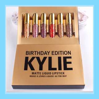 Kylie Birthday Edition Lip Kit