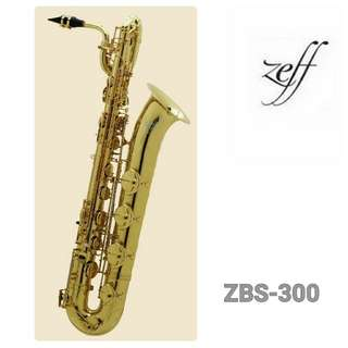ZEFF BARITONE SAXOPHONE (France) Standard Style ZBS-300
