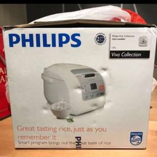 [NEW & CHEAPEST] Philips Fuzzy Logic Rice Cooker (Retails at $99)
