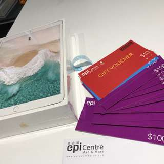 $1000 epic vouchers and free $40 dollars extra vouchers! Negotiable