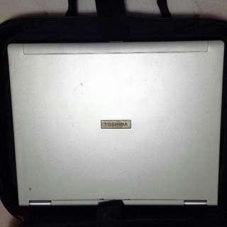 Spoiled Toshiba Laptop