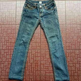 True Religion Women's Joey Super T Jeans Original