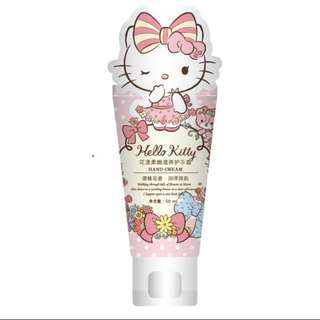 (In stock) BNIB Hello Kitty Hand Cream