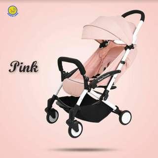 Original Baby Throne Deluxe Lightweight Foldable Stroller