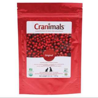 Cranimals Original for Cats & Dogs (120g)