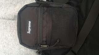 Supreme SS17 Shoulder Bag Black