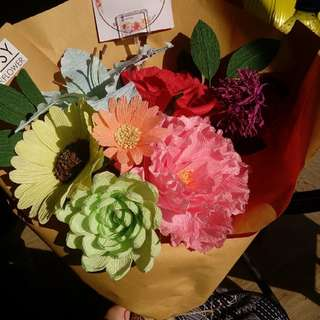Premium Paper Flower