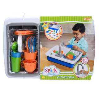 ✨Brand New✨ Spark Kitchen Sink Toy
