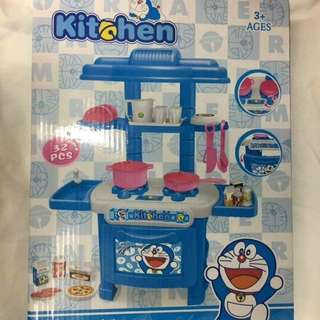 Doraemon Kitchen Set