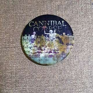 Cannibal Corpse - Gore Obsessed Badge