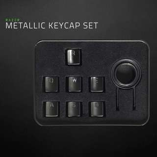 Razer Metallic Keycap Set