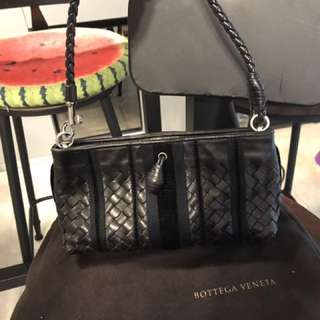 88%new bottega veneta bv clutch