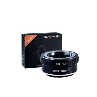 M42 to Sony Nex E Mount Adapter  K& F Concept