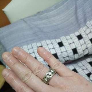 Esprit 純銀 7號戒指
