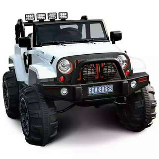 Jeep 5188 4x4 Ride On Toy Car for Kids