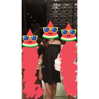 MDS sabrina dress