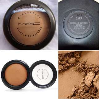 MAC Mineralize Skin Finish Natural