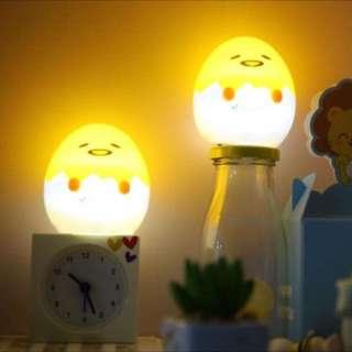 蛋黃哥小夜燈~